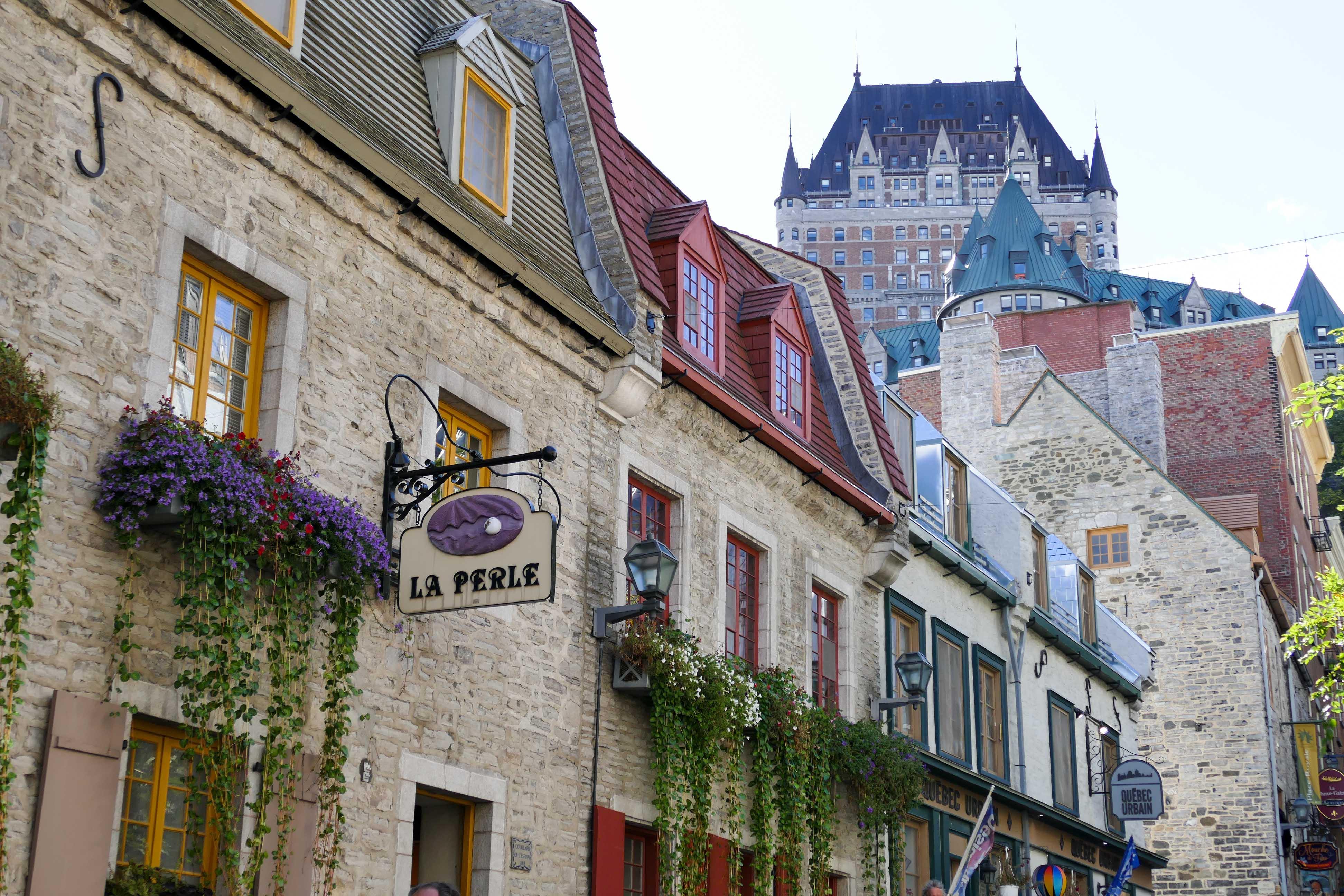 Voyage au Quebec