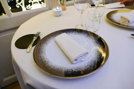 restaurant le Gabriel