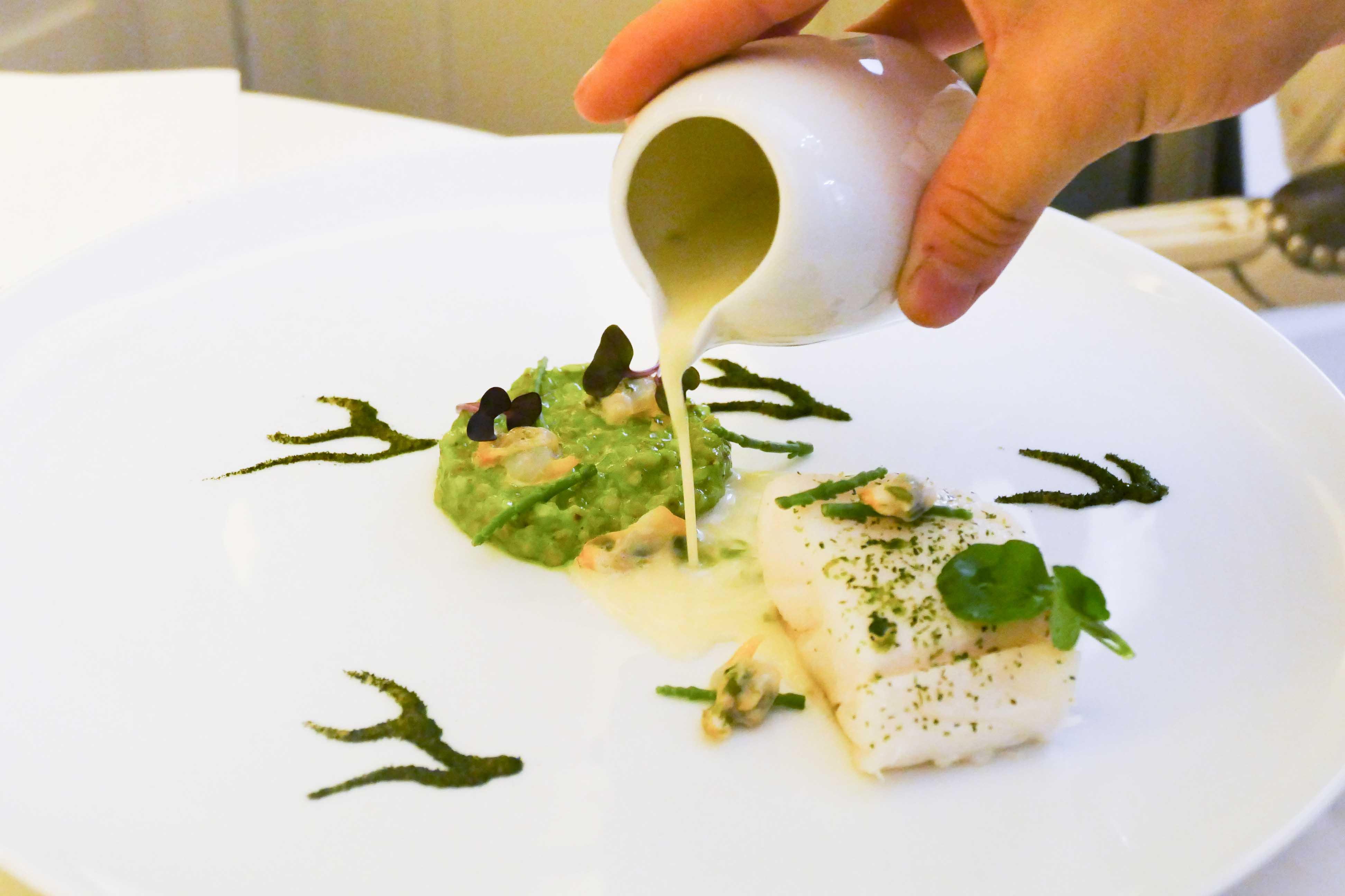 Dîner au restaurant Gabriel à Bordeaux, par Romain Guyot