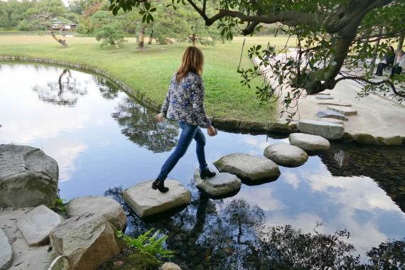 jardin japonais : Korakuen