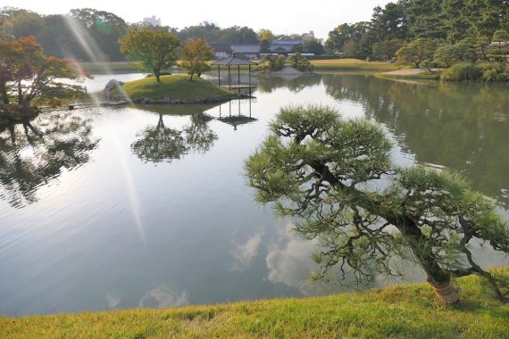 jardin japonais Korakuen