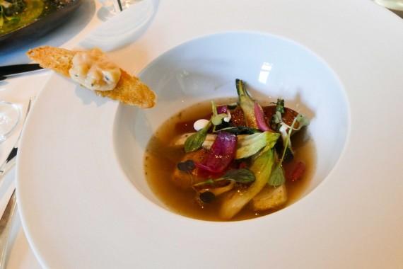 restaurant l'Oiseau Bleu Bordeaux (12)