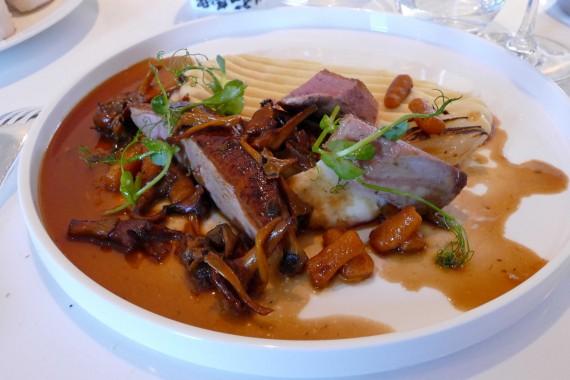 restaurant l'Oiseau Bleu Bordeaux (18)