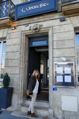 restaurant l'Oiseau Bleu Bordeaux (2)