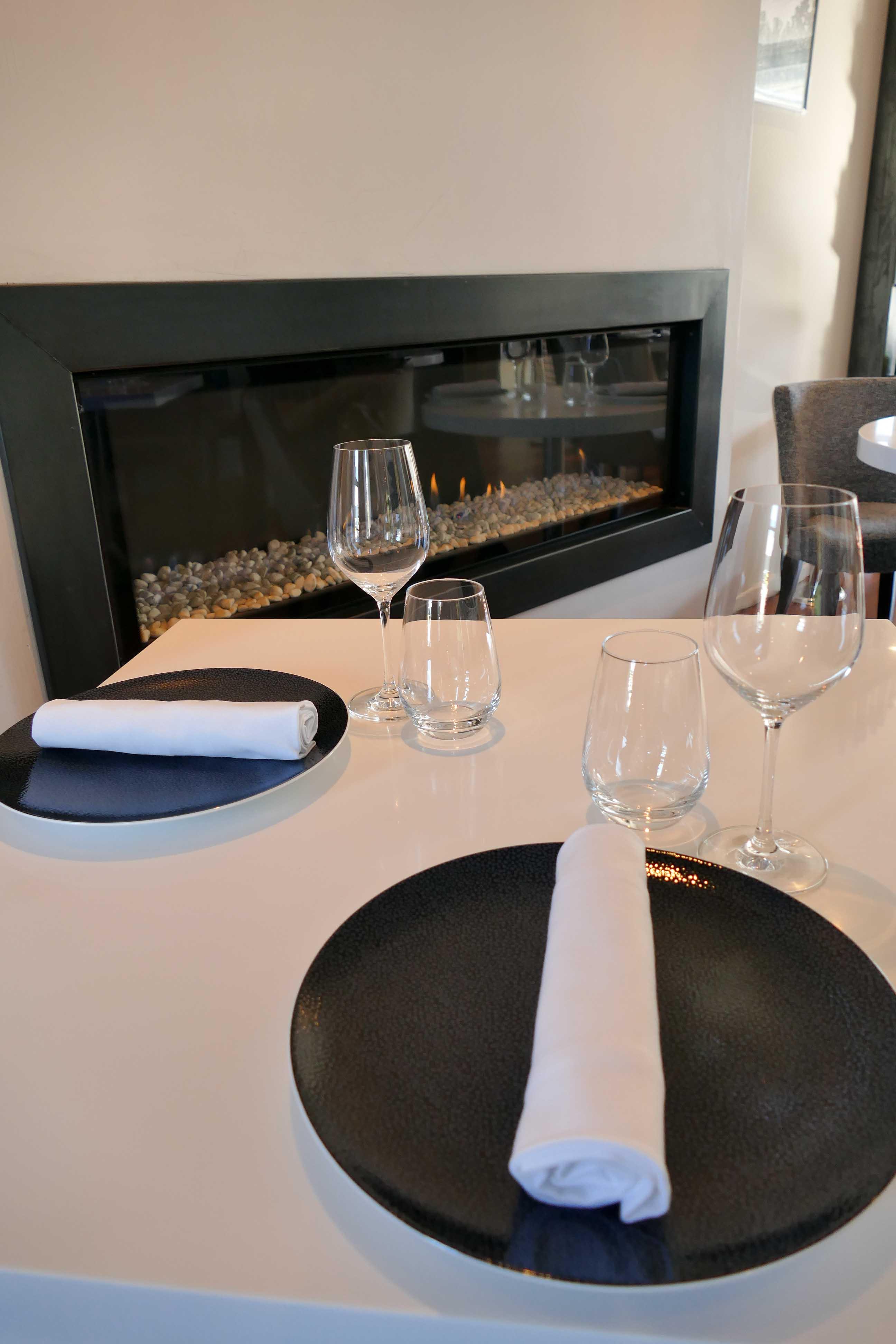 Déjeuner à l\'Oiseau Bleu à Bordeaux -