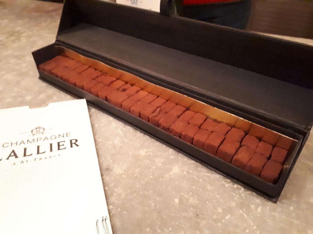 La Maison Darricau à Bordeaux présente ses derniers chocolats