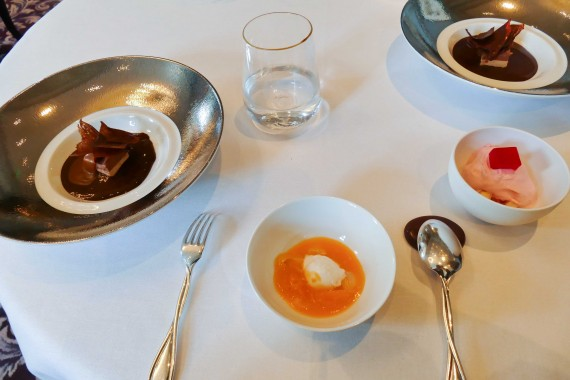 Dessert Grande Maison Bernard Magrez Pierre Gagnaire (30)