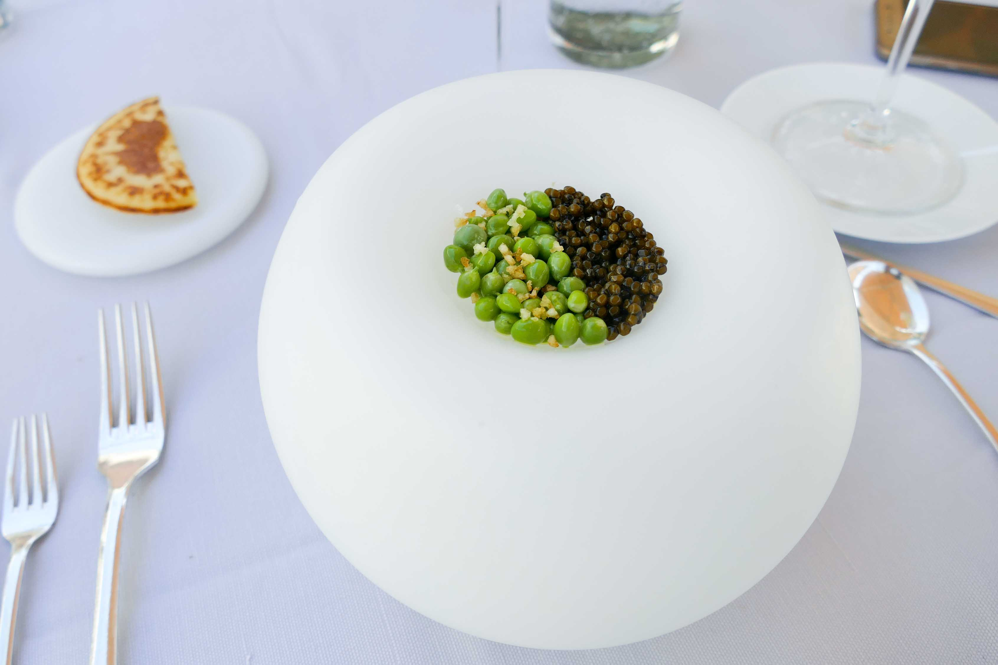 L' Oustau de Baumanière pour un nouveau repas d'exception...