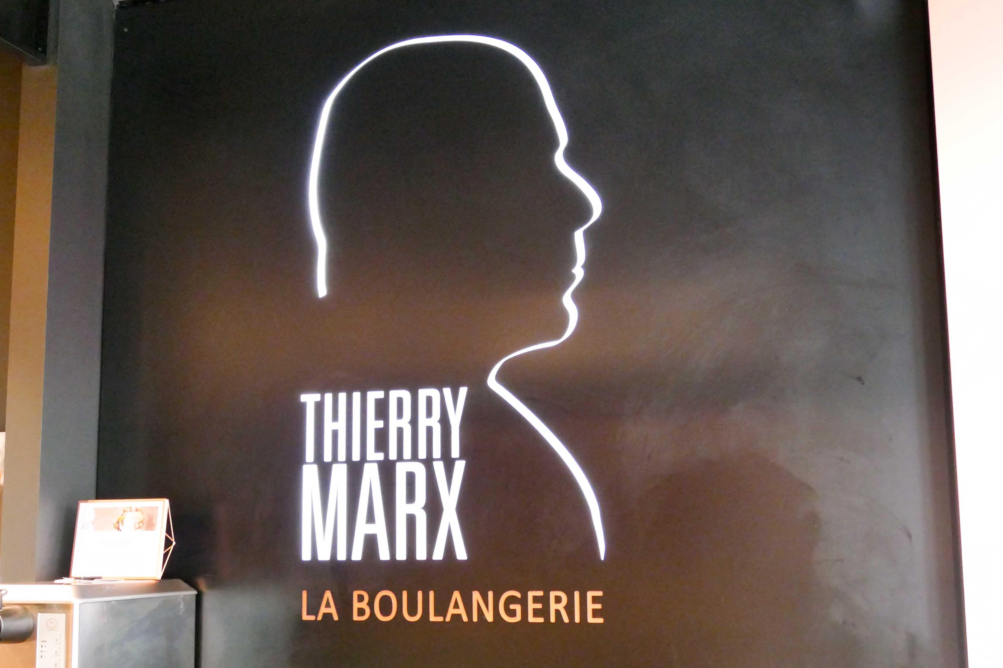 La Boulangerie de Thierry Marx à Paris