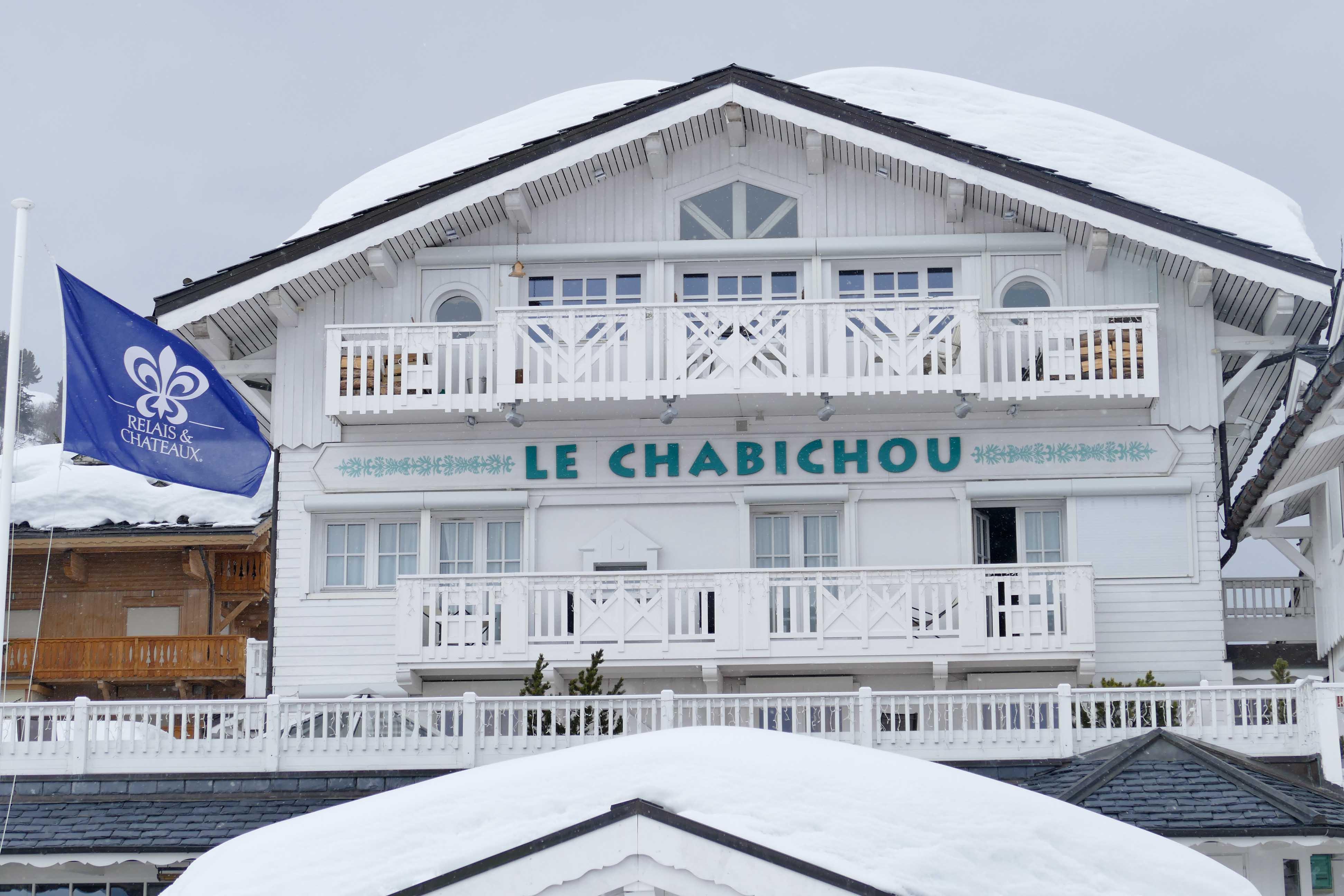 Le Chabichou côté Hotel et Spa