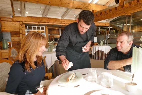 Restaurant Yoann Conte Annecy (63)
