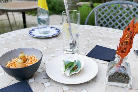 restaurant le Clair de la Plume Grignan (1)
