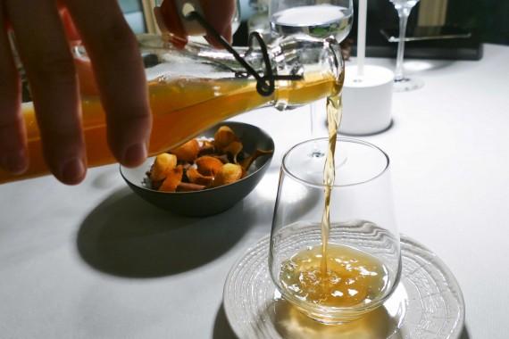 restaurant le Clair de la Plume Grignan (25)