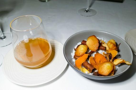 restaurant le Clair de la Plume Grignan (26)