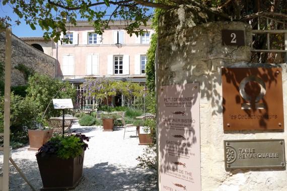 restaurant le Clair de la Plume Grignan (47)