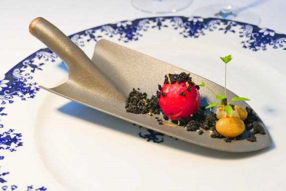 restaurant le Clair de la Plume Grignan (53)