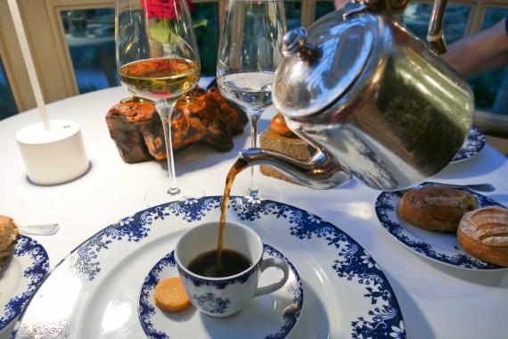 restaurant le Clair de la Plume Grignan (55)