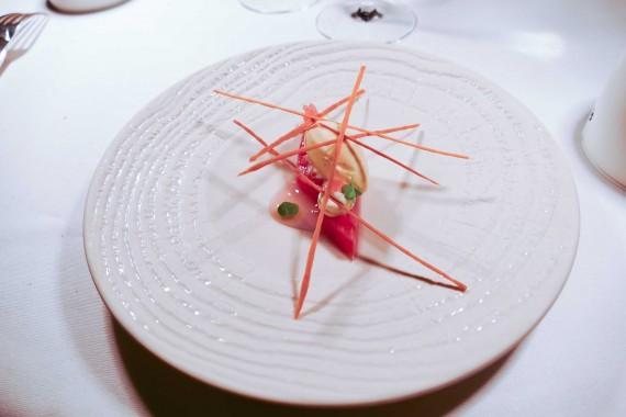 restaurant le Clair de la Plume Grignan (72)