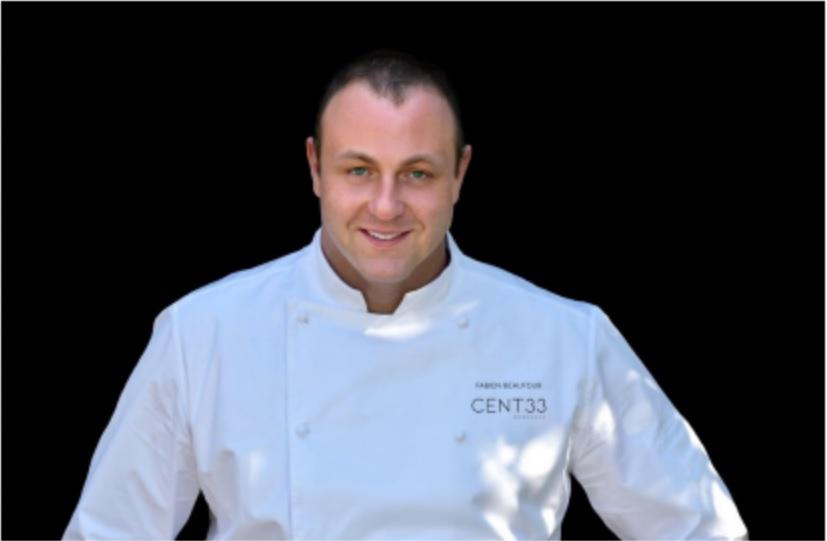 Un nouveau restaurant à Bordeaux : le Cent33 de Fabien Beaufour