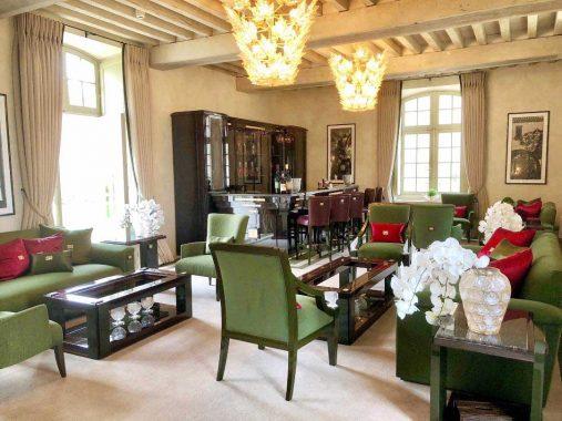 Restaurant Lalique - Chateau Lafaurie Peyraguey