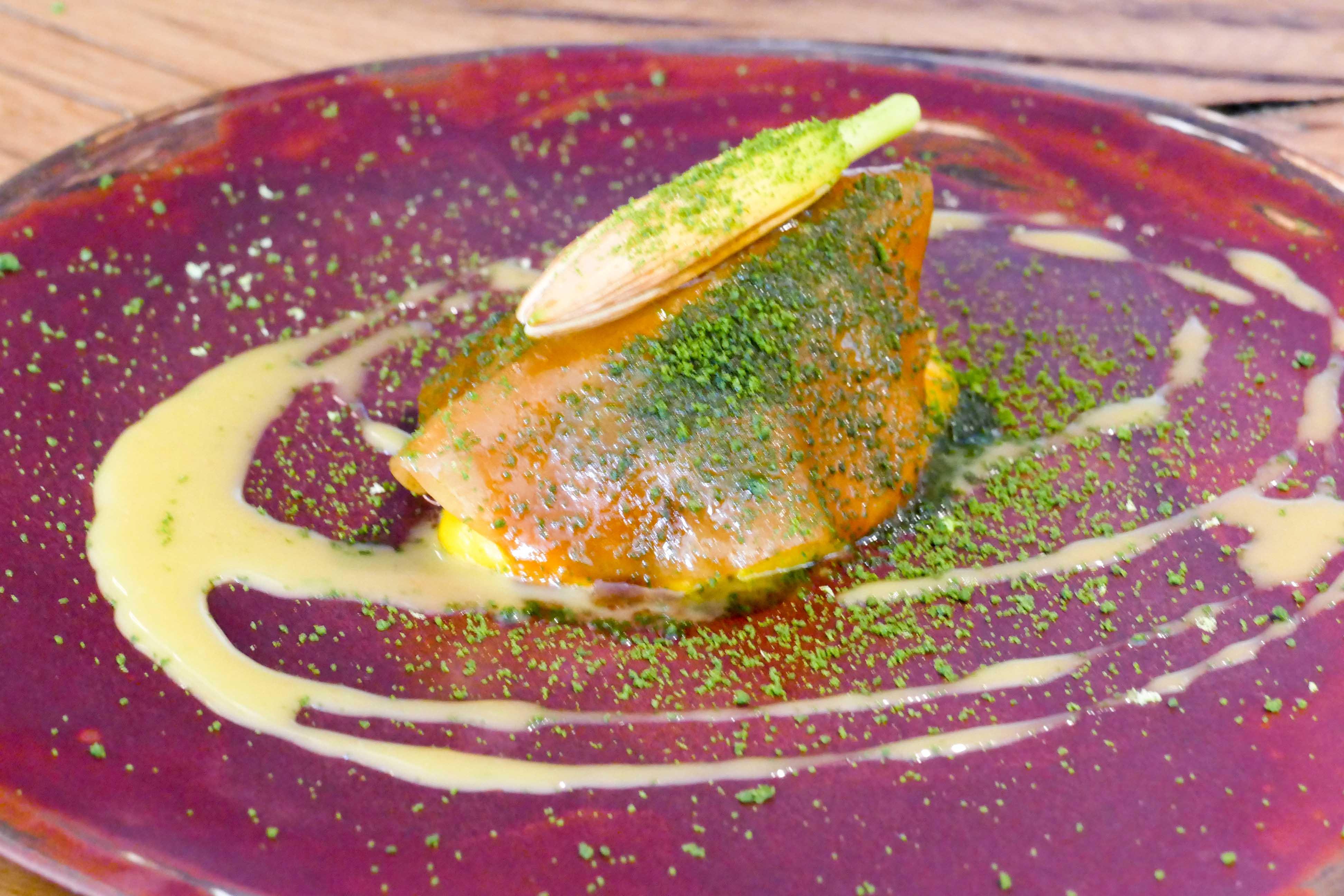 Déjeuner chez Alexandre Mazzia - Restaurant AM