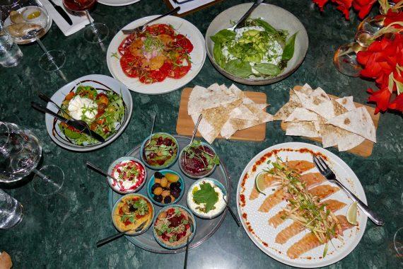 Gastronomie en Géorgie - Café Littera