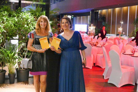 Diner de Gala avec Mia Kuprava, Directrice du Gault et Millau