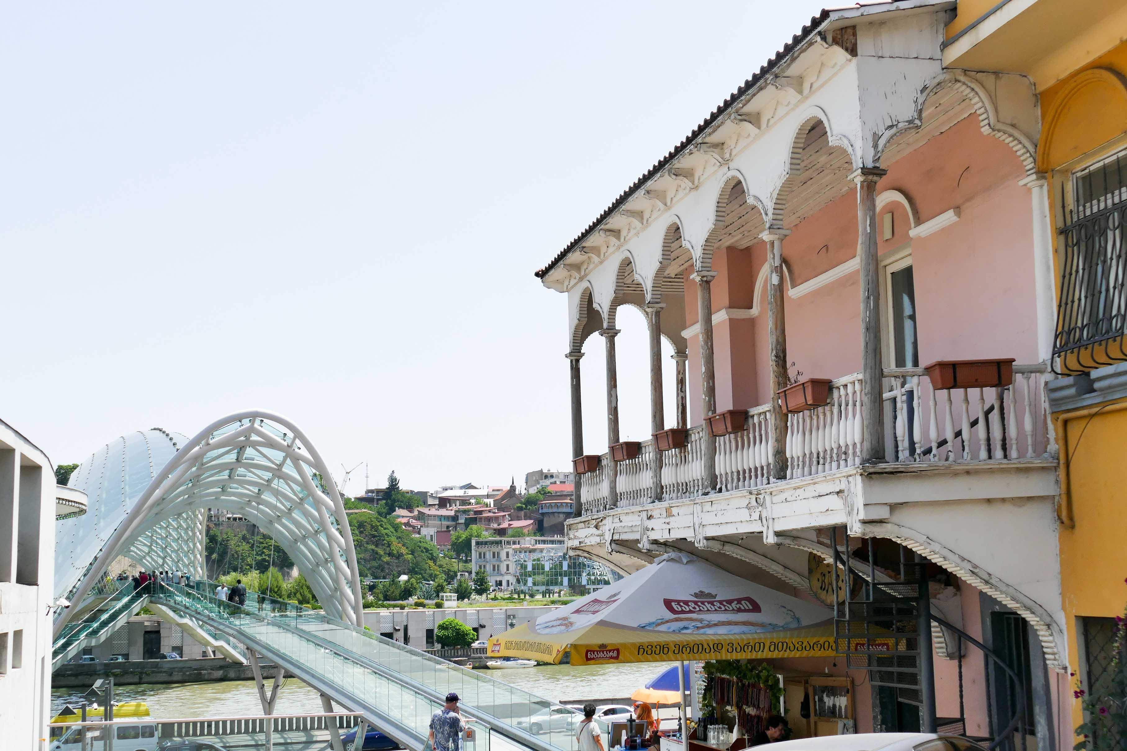 Découvrir Tbilissi, capitale de la Géorgie