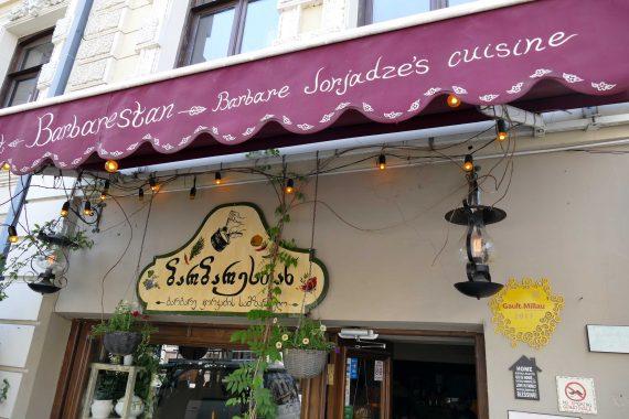 Restaurant Barbarestan - Tbilisi - Georgia