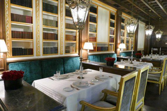 Restaurant Qalaqi - Géorgie - Tbilisi