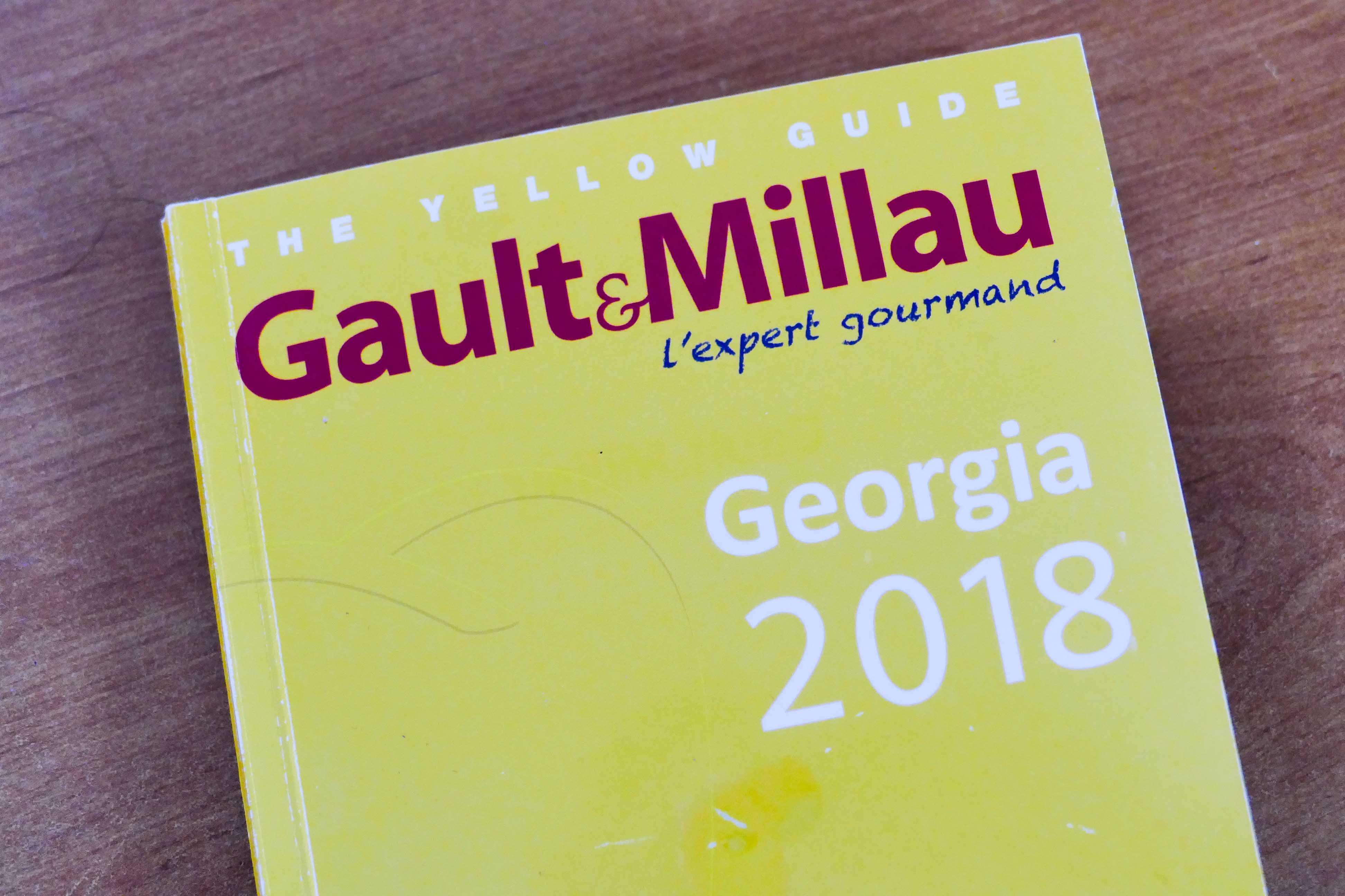 Gastronomie en Géorgie avec quelques adresses de restaurants