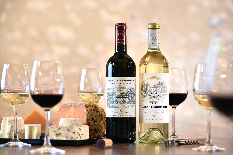 Atelier Vins et fromages au Château Carbonnieux