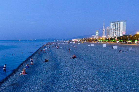 Tourisme en mer Noire - Batoumi