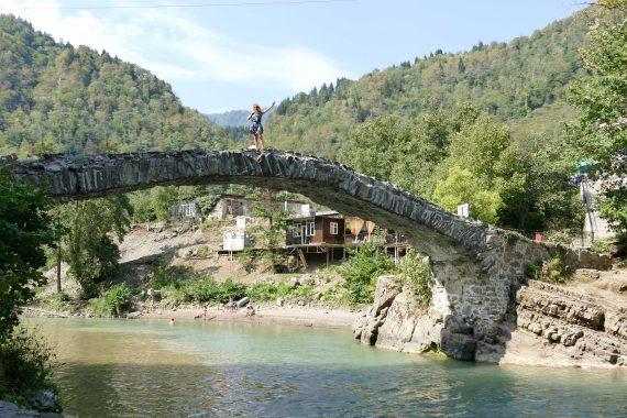Makhuntseti Bridge