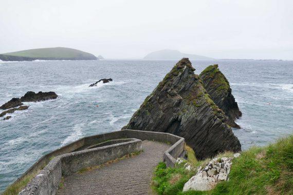 Voyage en Irlande - Road Trip Irlande - Dunquin
