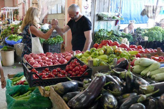 Batoumi - marché