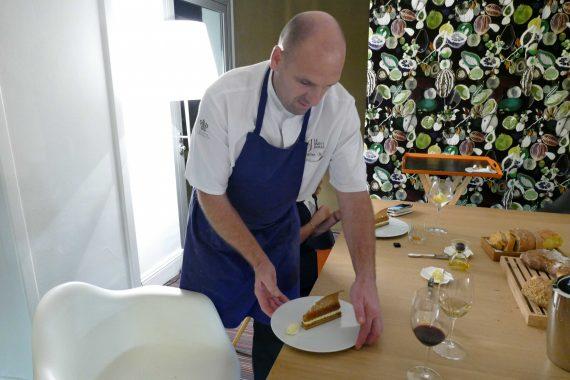 Chef Pâtissier Sébastien Bertin
