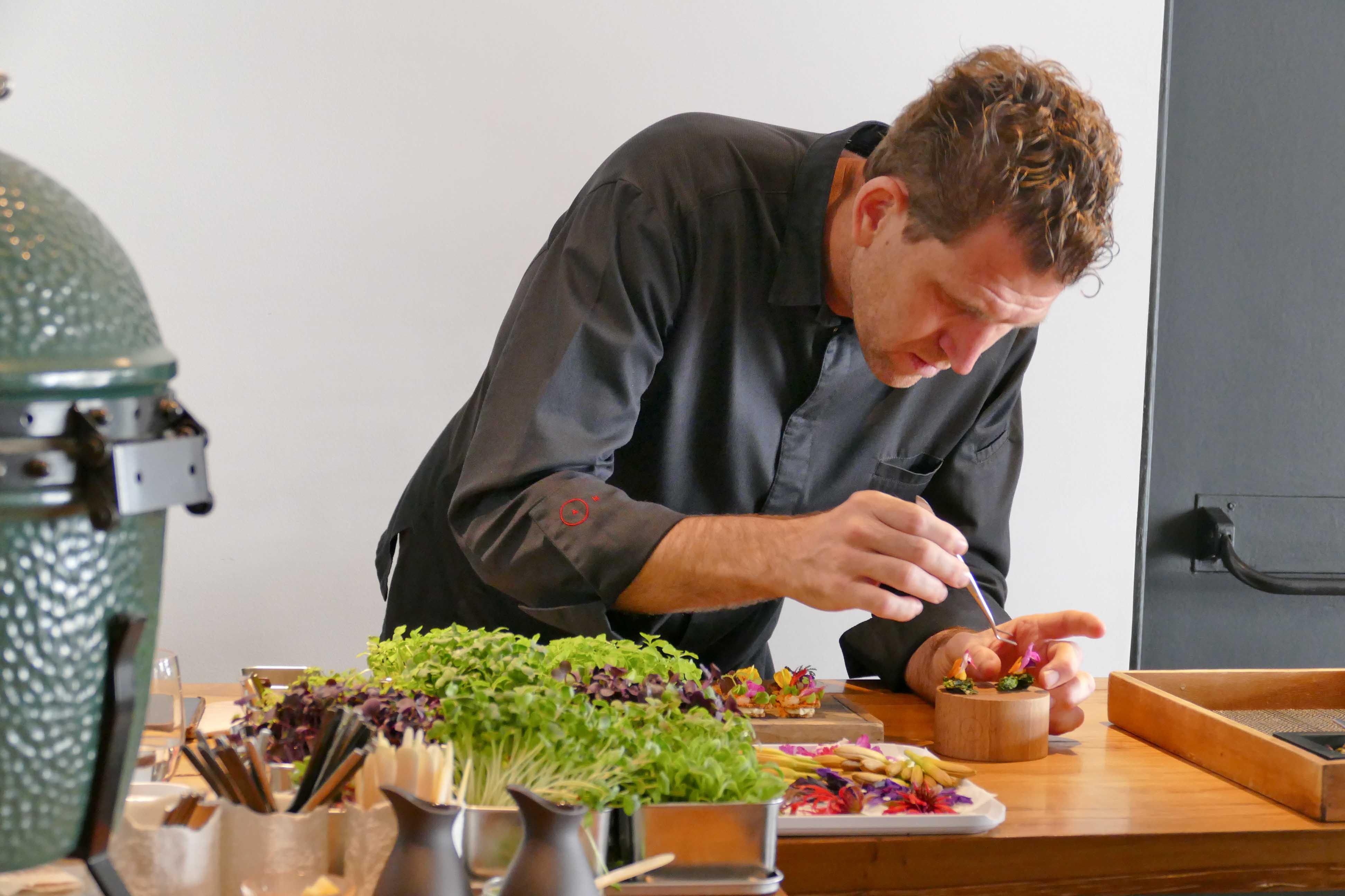 Alexandre Mazzia, Cuisinier de l'année au Gault & Millau 2019