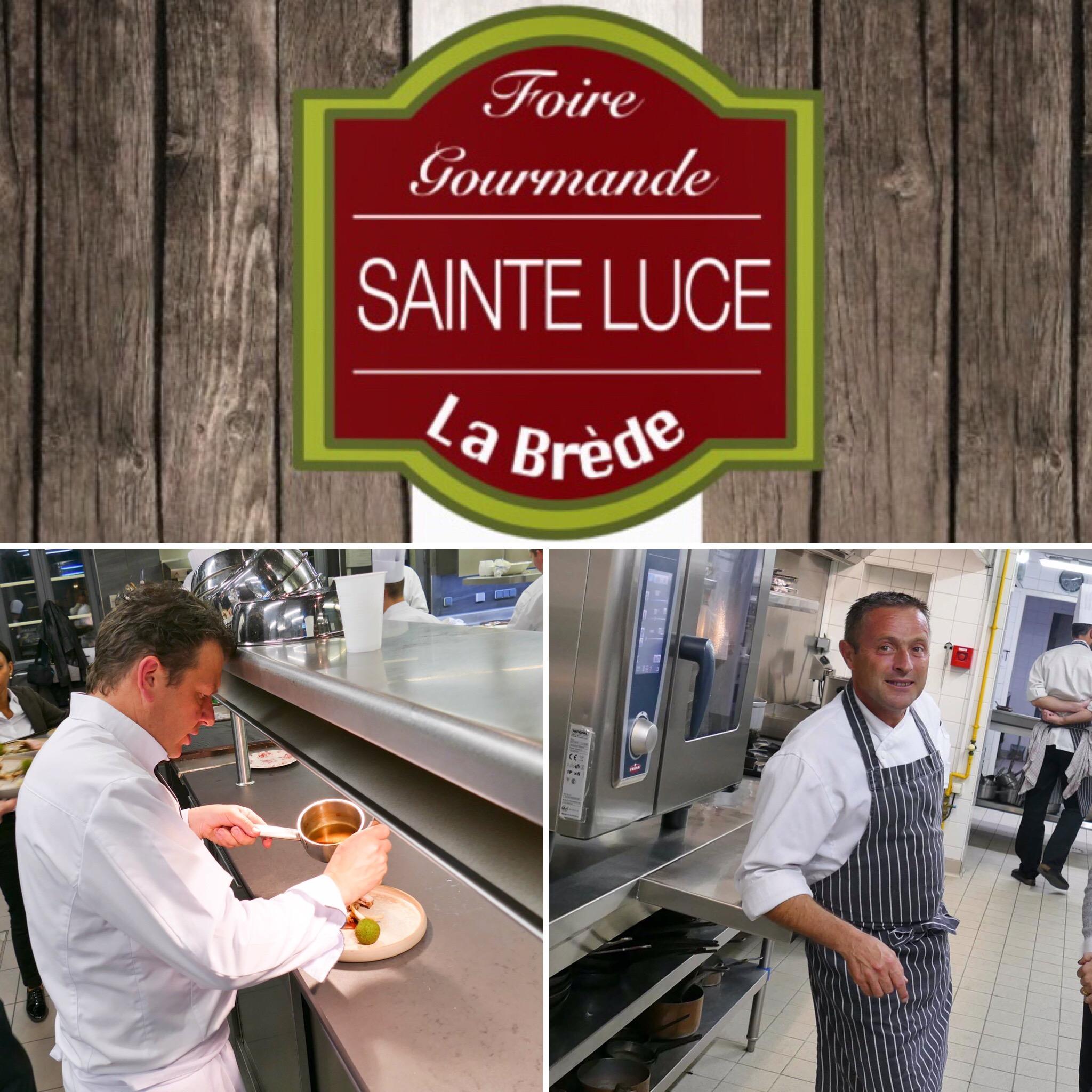 Foire de la Sainte Luce - La Brède