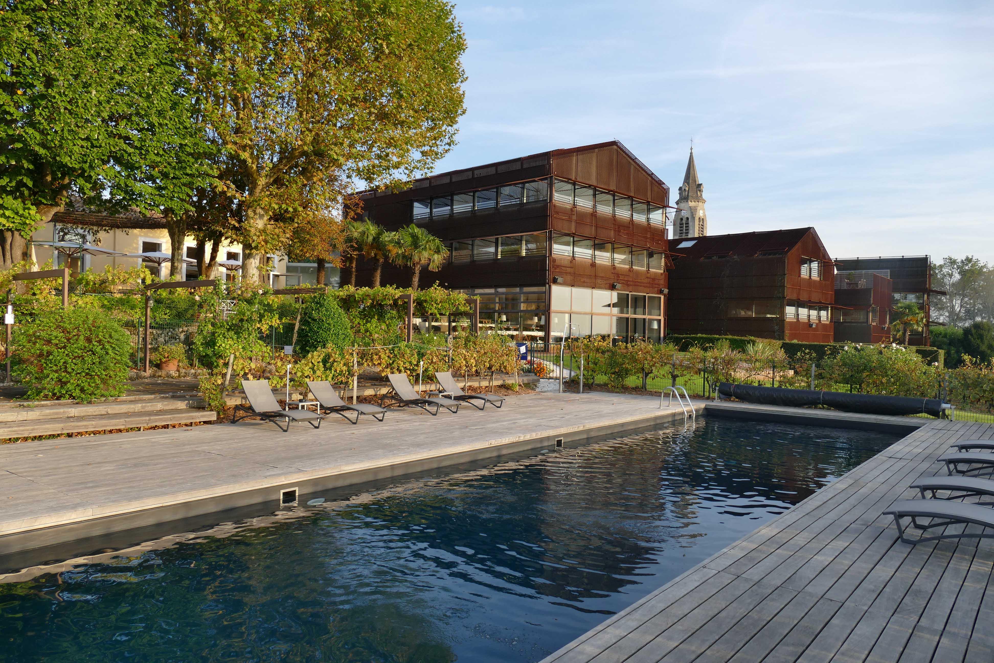 Week-end à l'Hôtel Saint-James avec vue panoramique sur Bordeaux