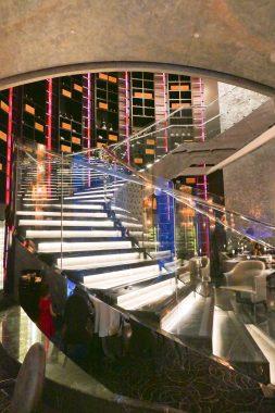 escalier restaurant
