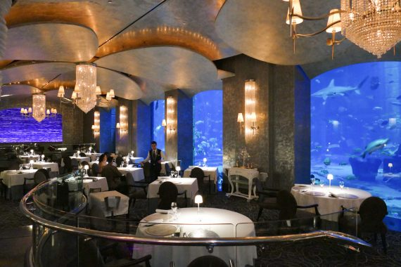 Restaurant Ossiano Atlantis The Palm