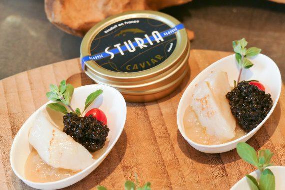 amuse bouche caviar