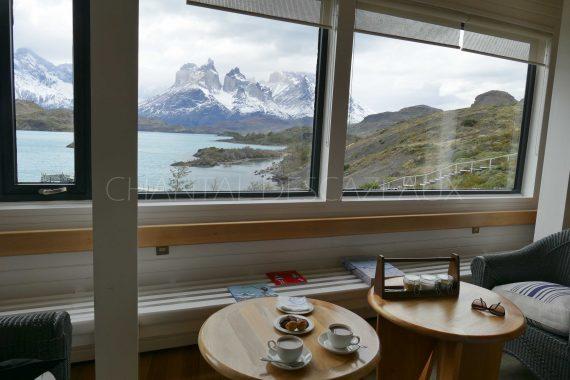 lac Pehoé Patagonie