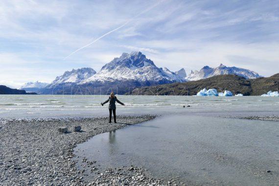 Lago Grey Patagonia