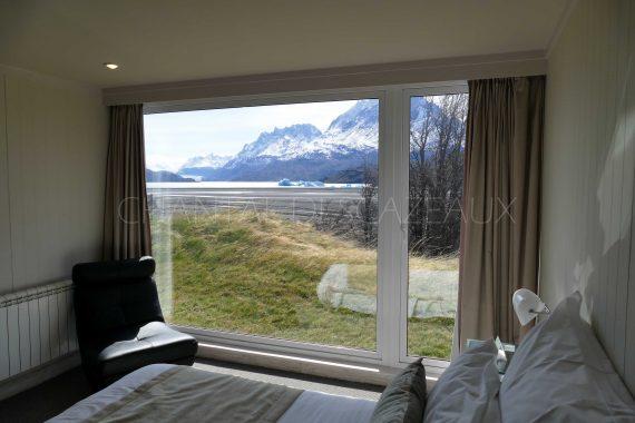 hotel Lago Grey Patagonie