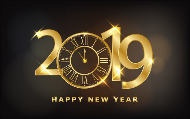 Une très bonne année 2019