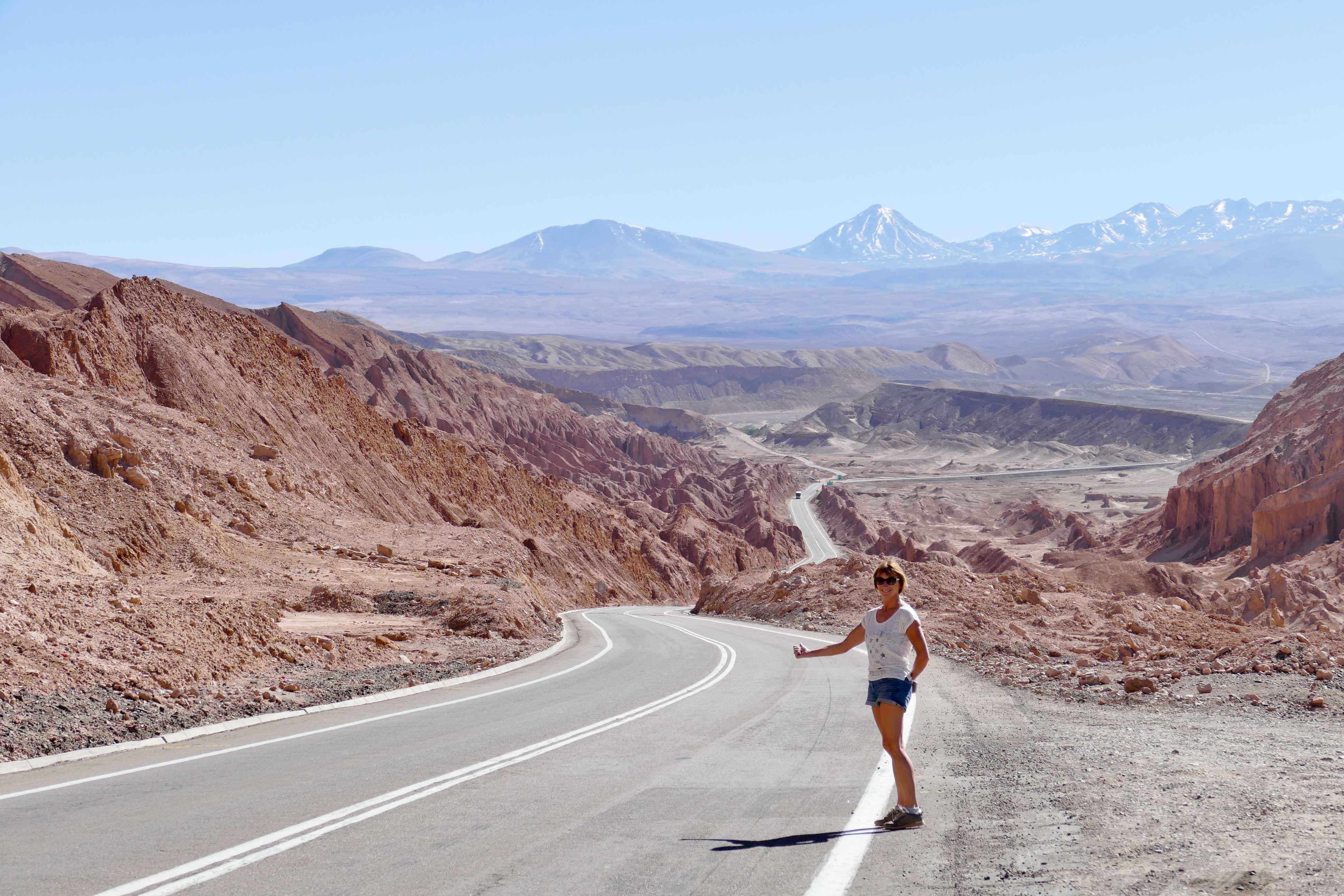 Désert d'Atacama - Voyage au Chili