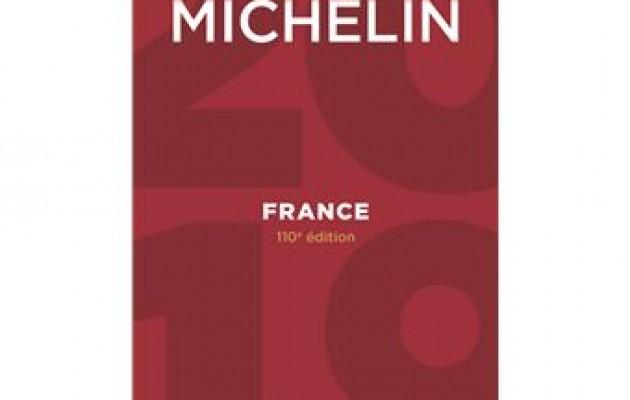 Guide Michelin 2019 étoiles