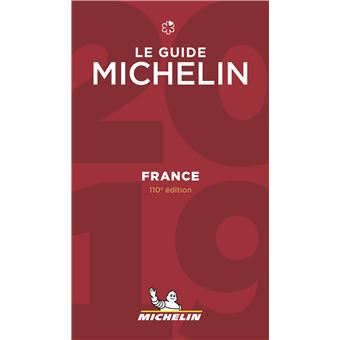 Guide Michelin 2019 étoiles